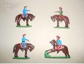 Fotka k inzerátu vojáci, děla, vozy, indiáni, piráti, kovbojové a další / 12471696
